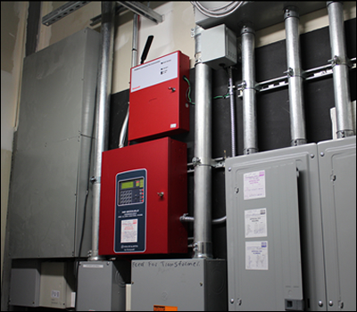 Fire Alarm Systems Sturgeon Bay Wisconsin
